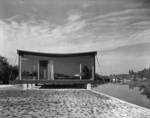 architecture-Cocoon House_Ezra Stoller_Esto_via ArtStor