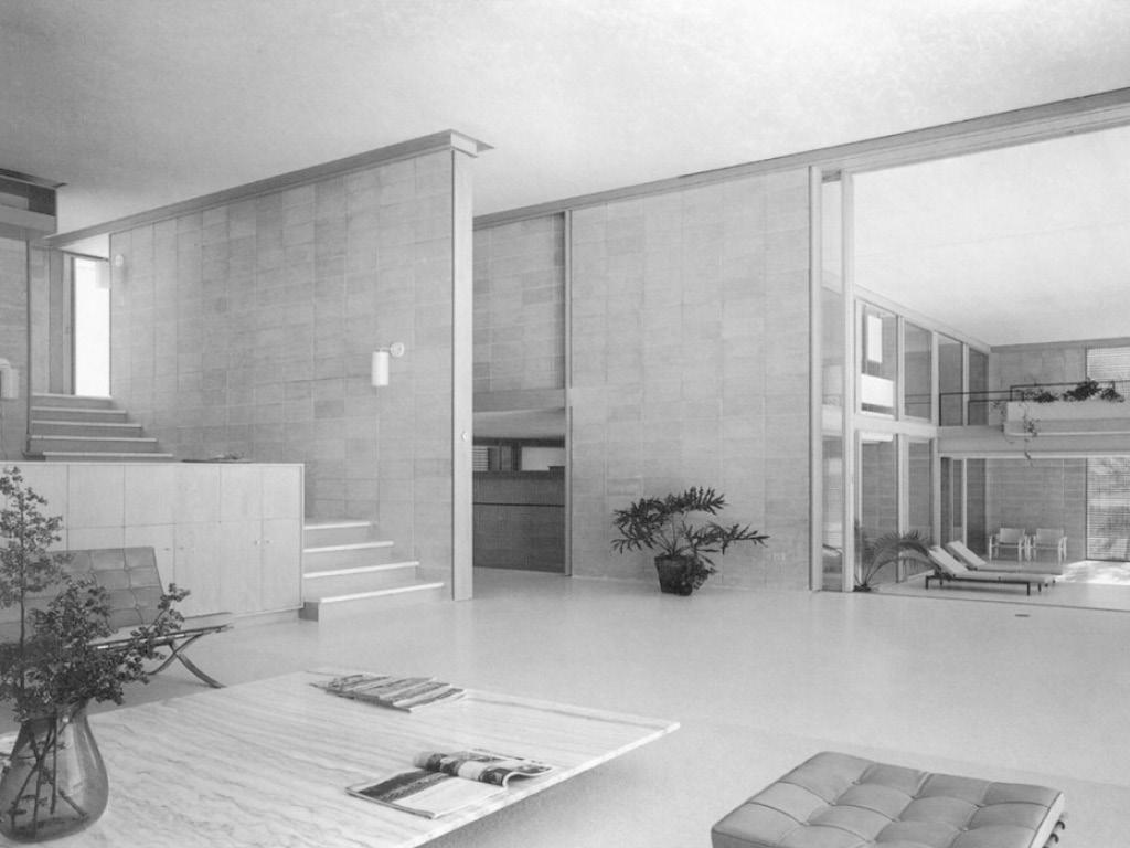 Deering Residence, Architect: Paul Rudolph