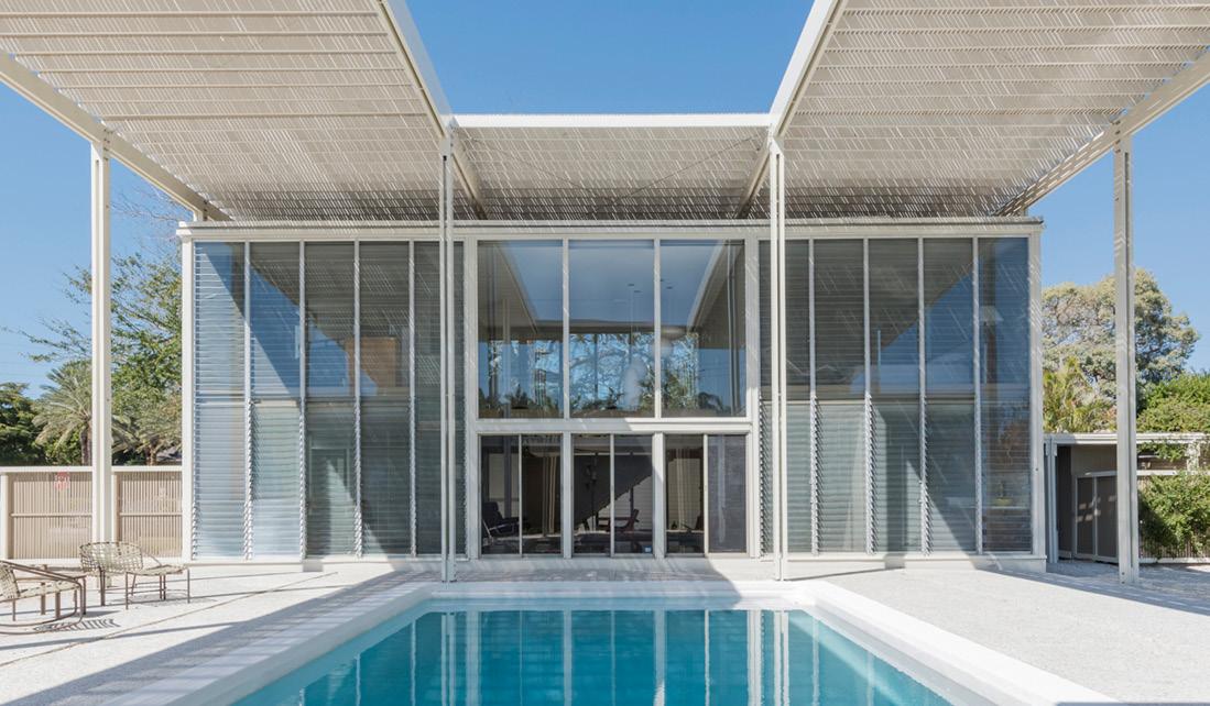 Umbrella House, Architect: Paul Rudolph, Photo: Anton Grassl