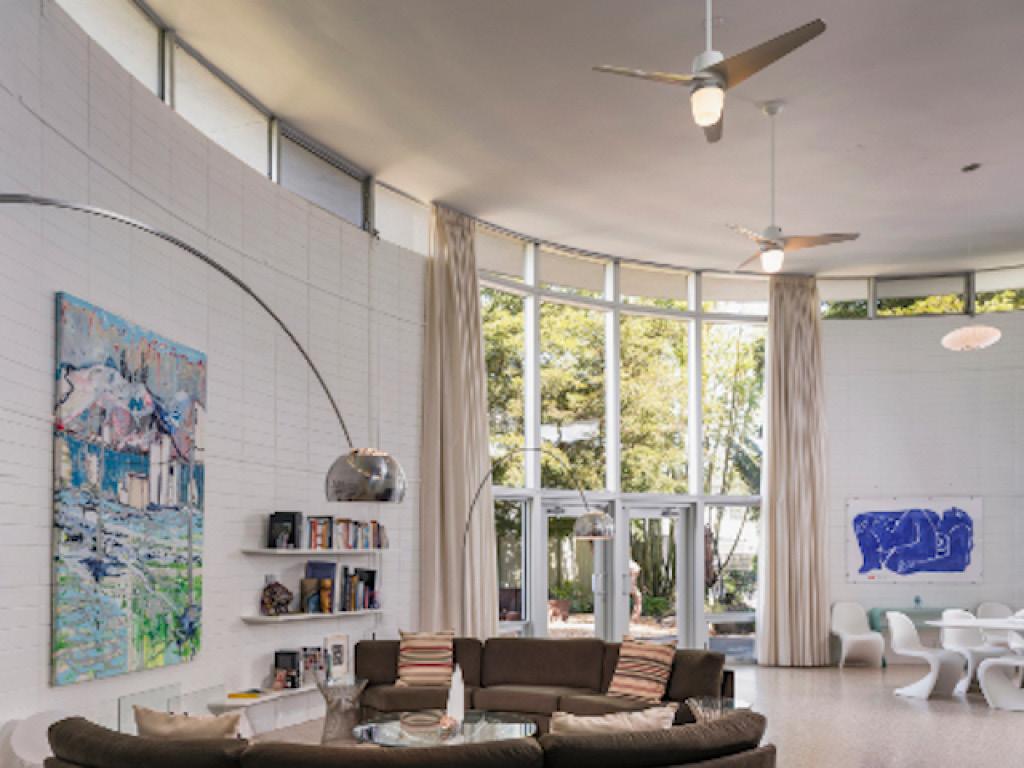 """Leech Studio, """"The Round House"""", Architect: Jack West, Photo: Jack West"""