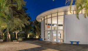 "Leech Studio, ""The Round House"", Architect: Jack West"
