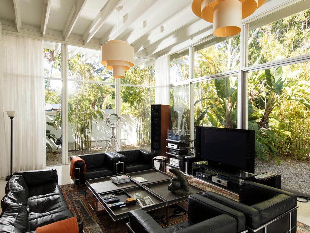 Martin Harkavy House, Architect: Paul Rudolph