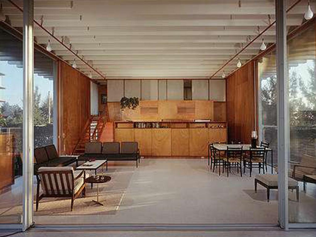 Martin Harkavy House, Architect: Paul Rudolph, Photo: Ezra Stoller