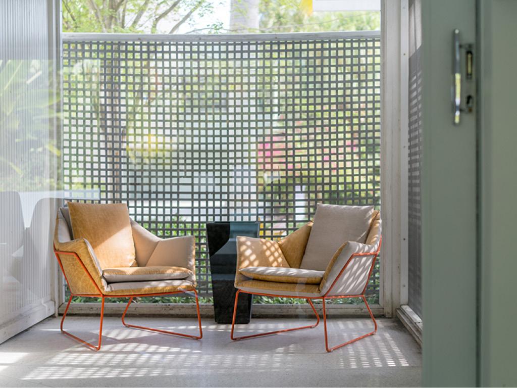 Martin Harkavy House, Architect: Paul Rudolph, Photo Wyatt Kostygan, SRQ Magazine