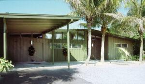 Maurice Birk House, Architect: Philip Hanson Hiss