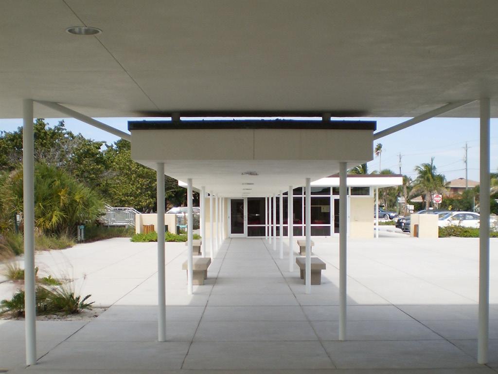 Nokomis Beach Pavilion, photo: Gator Preservationist