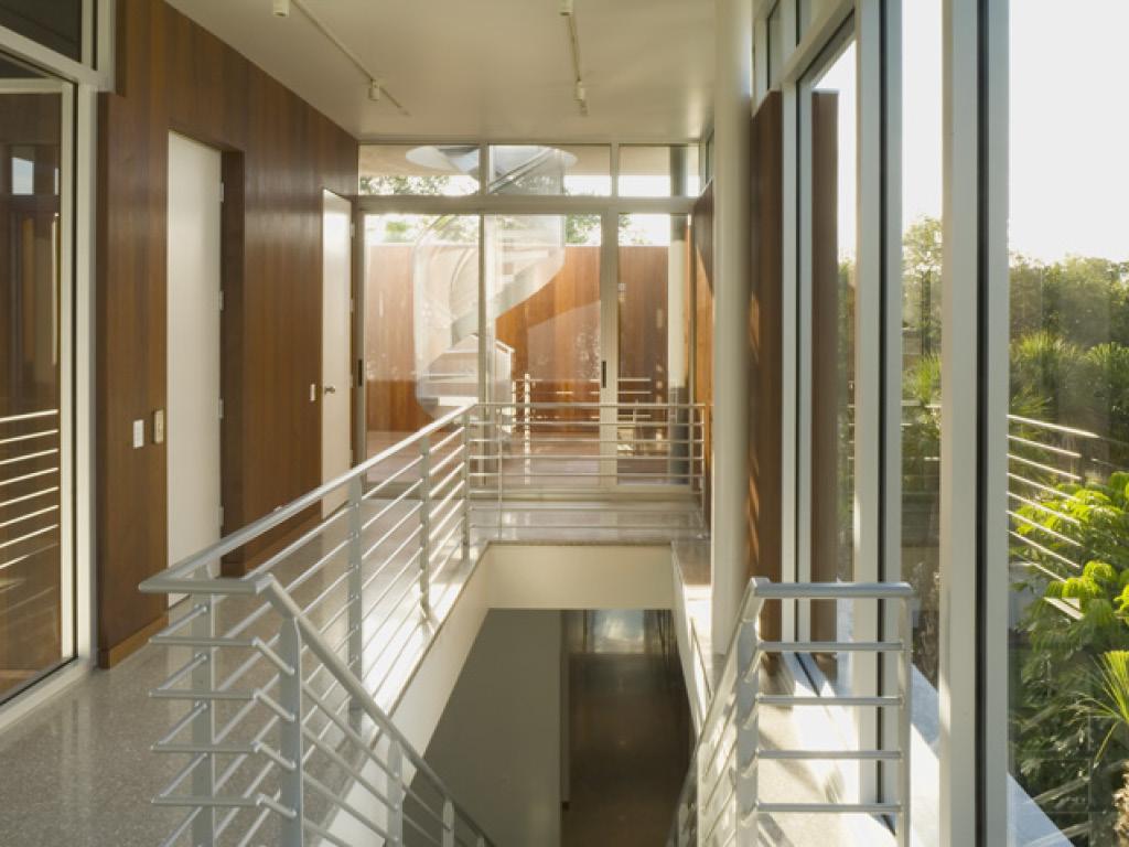 Revere Quality House, Architect: Paul Rudolph, Photo: Steven Brooke