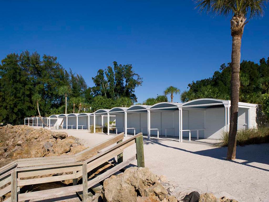Sanderling Beach Club, Architect: Paul Rudolph