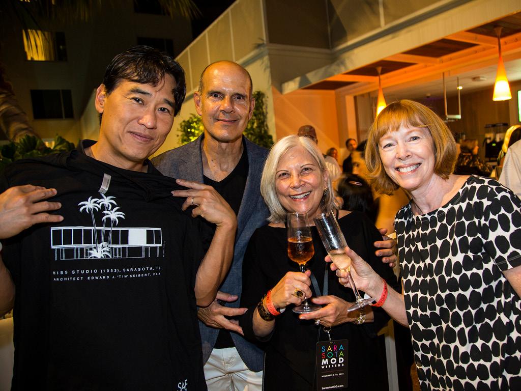 SarasotaMOD Weekend 2019, Photo: Jenny Acheson