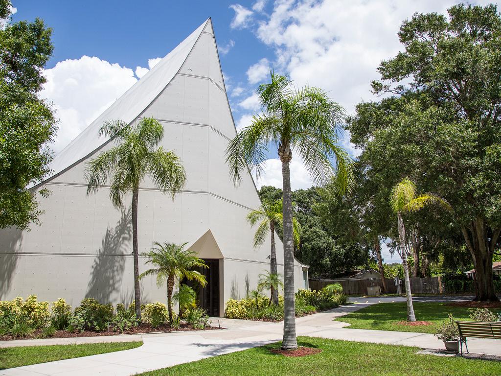 St Paul Lutheran Church Sanctuary
