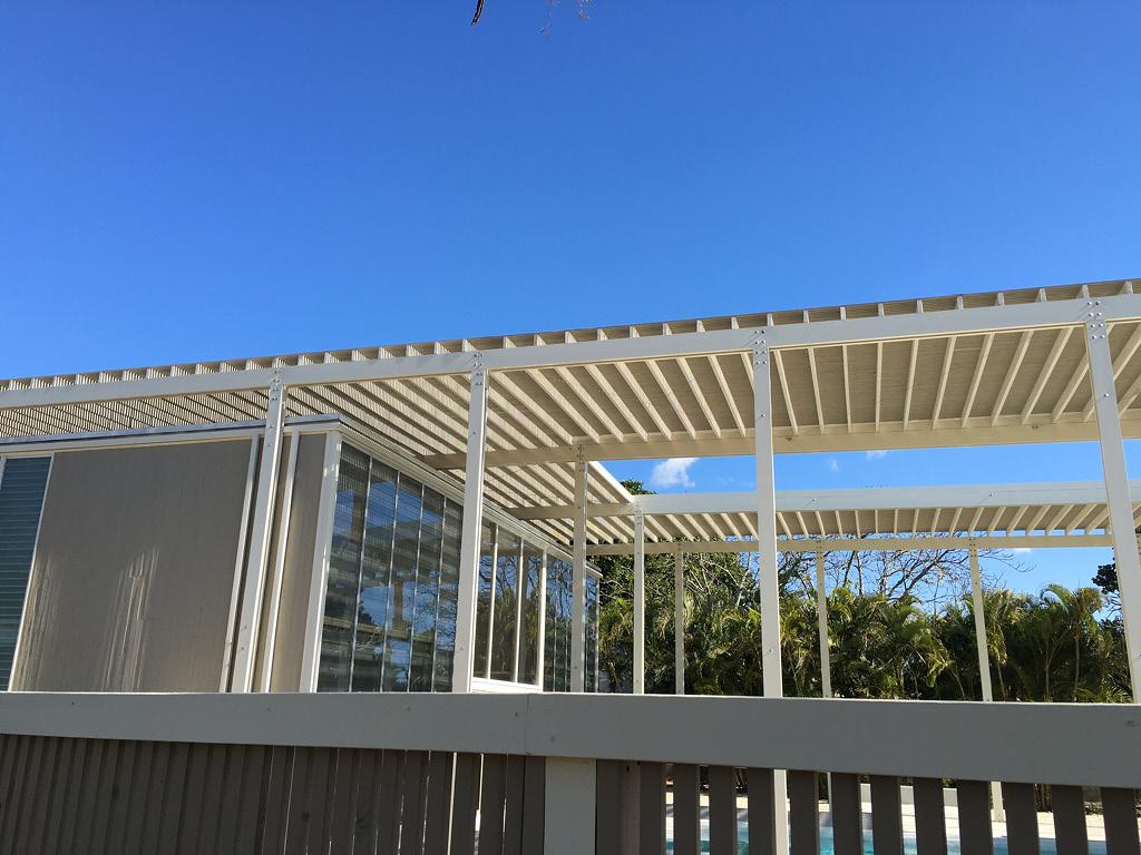 Umbrella House, Architect: Paul Rudolph