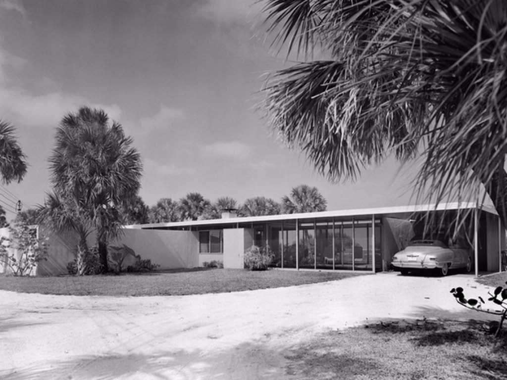 Revere Quality House, Architect: Paul Rudolph & Ralph Twitchell, Photo: Ezra Stoller