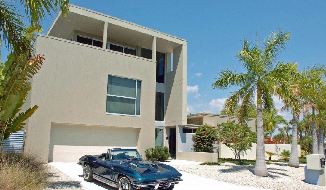 DeVries/Craig Residence, Architect: Edward