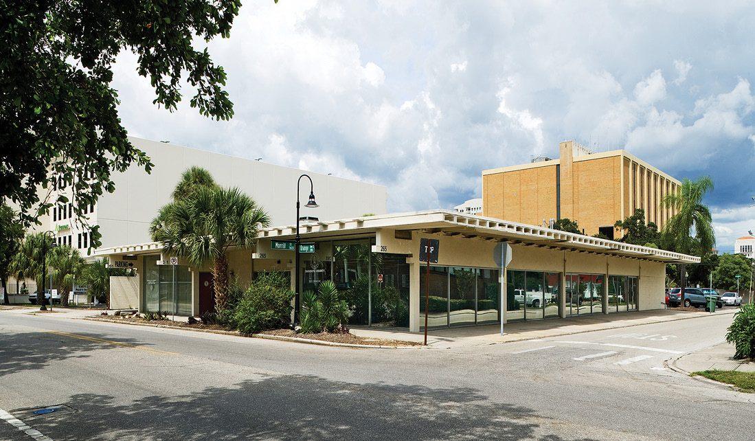 Scott Building, Architect: Joseph Farrell
